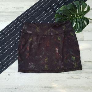 Title Nine  Mini Athletic Skirt Side Pockets XL
